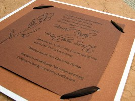 Fall Wedding Invitations 05