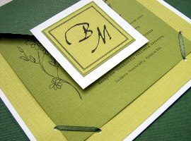 Fall Wedding Invitations 08