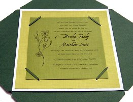 Fall Wedding Invitations 10
