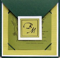 Fall Wedding Invitations 11