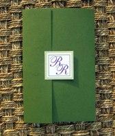 Green Wedding Invitations 01