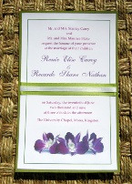 Green Wedding Invitations 09