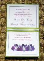 Green Wedding Invitations 09