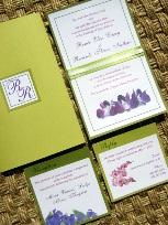 Green Wedding Invitations 10
