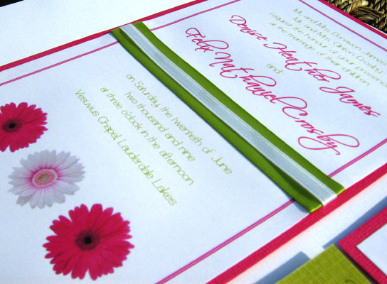 Beach Wedding Invitations Jeff Julia Woods Studio Foto LLC