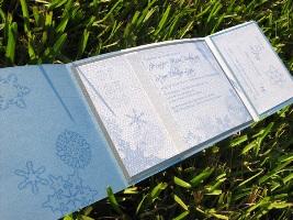 Winter Wedding Invitations 03