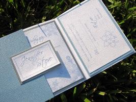 Winter Wedding Invitations 06