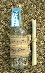 Message in a Bottle Wedding Invitations 09