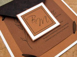 Fall Wedding Invitations 02
