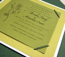 Fall Wedding Invitations 07