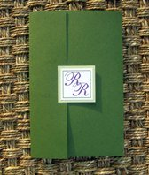Green Wedding Invitations 01
