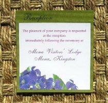 Green Wedding Invitations 02