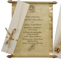scroll-wedding-invitation