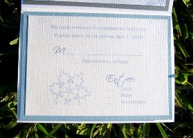 Winter Wedding Invitations 01